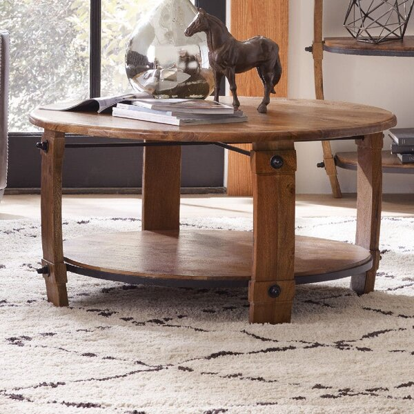 Glen Hurst Wine Barrel Coffee Table by Hooker Furniture