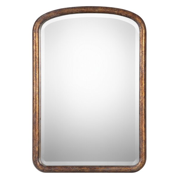 Rectangle Wood Wall Mirror by Corrigan Studio
