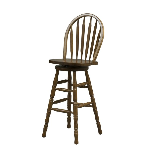 Acadian 30 Bar Stool by Alcott Hill