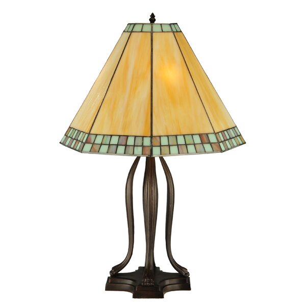 Checkerboard 30.5 Table Lamp by Meyda Tiffany