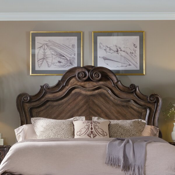 Rhapsody Panel Headboard by Hooker Furniture
