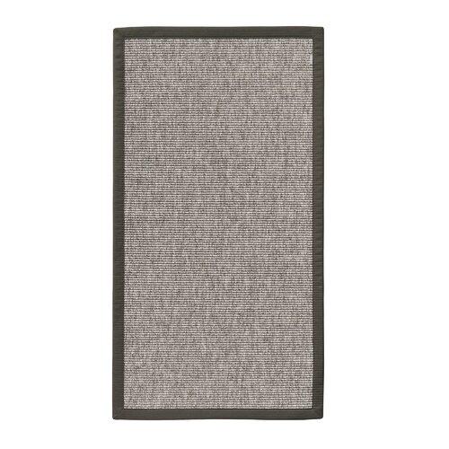 Grey Indoor/Outdoor Rug Symple Stuff Rug Size: Runner 80 x