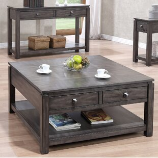 Deals Climer Drawer Coffee Table ByGracie Oaks
