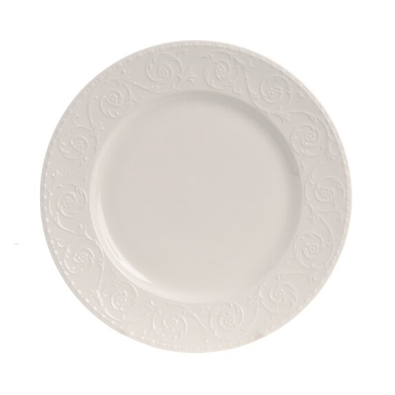 Riviera 10.75 Dinner Plate (Set of 6) by Red Vanilla