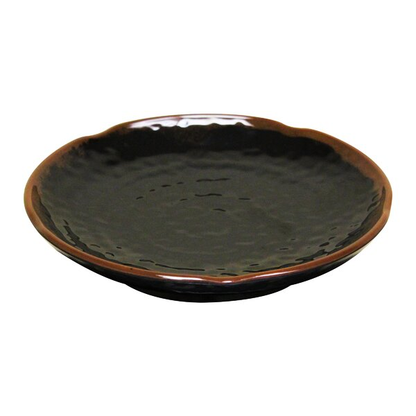 Herman Lotus Shape Platter (Set of 12) by Bloomsbury Market