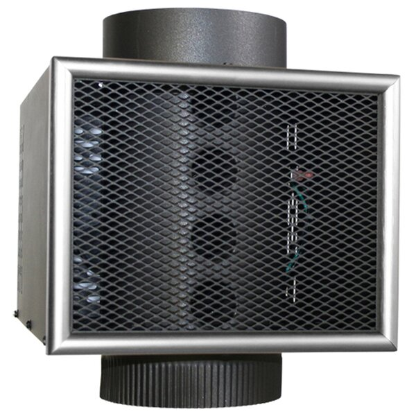 Miracle Heat Reclaimer by United States Stove Company