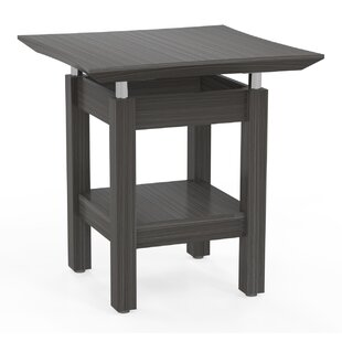 Bargain Sterling End Table ByMayline Group