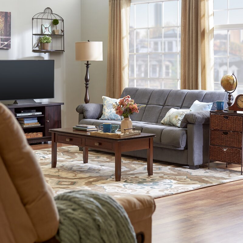 Andover Mills Minter Convertible Sofa & Reviews