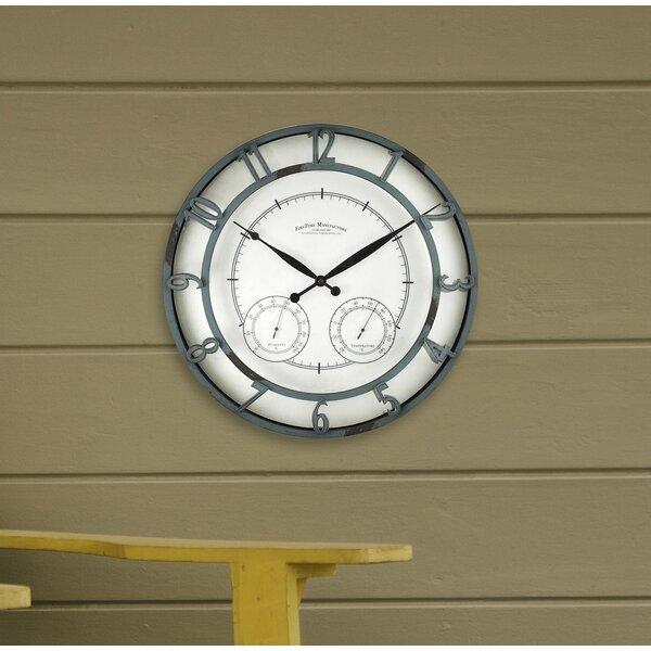 Laguna 18 Wall Clock By Firstime.