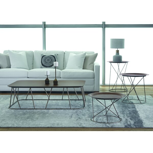 Allura 4 Piece Coffee Table Set By Brayden Studio