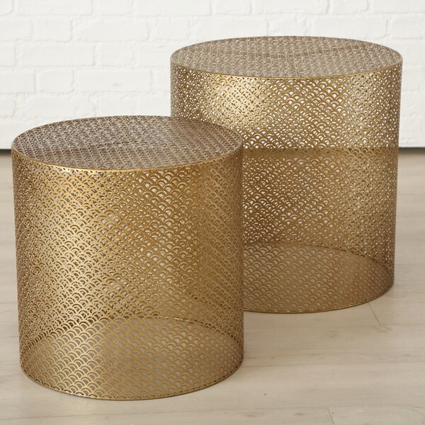 Annis 2 Piece Nesting Tables By Mercer41