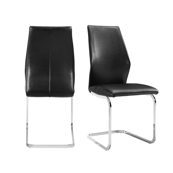 Dyson Upholstered Dining Chair (Set of 2) by Orren Ellis