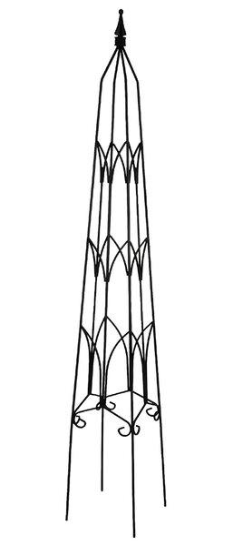 Gothic Steel Obelisk Trellis (Set of 6) by Gardman