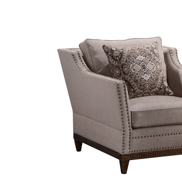 Newtown Lounge Chair by Darby Home Co