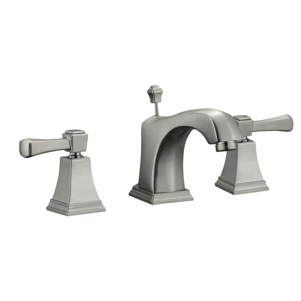Torino Wide Spread Bathroom Faucet by Design House