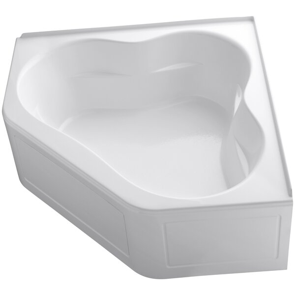 Tercet 60 x 60 Soaking Bathtub by Kohler