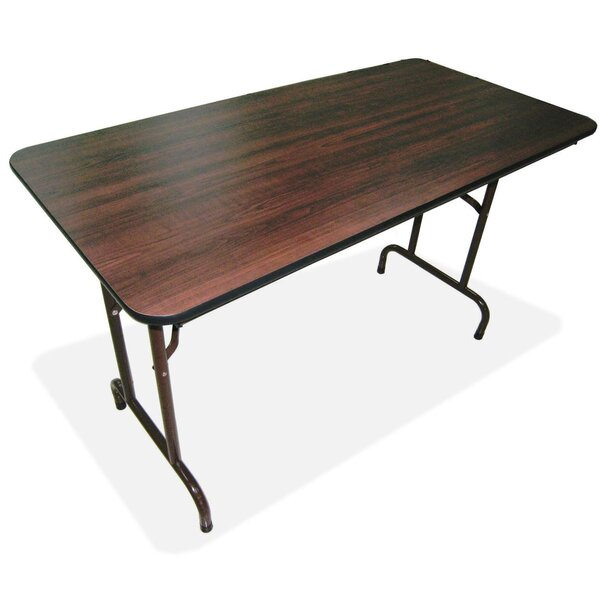 Rectangular Folding Table by Lorell