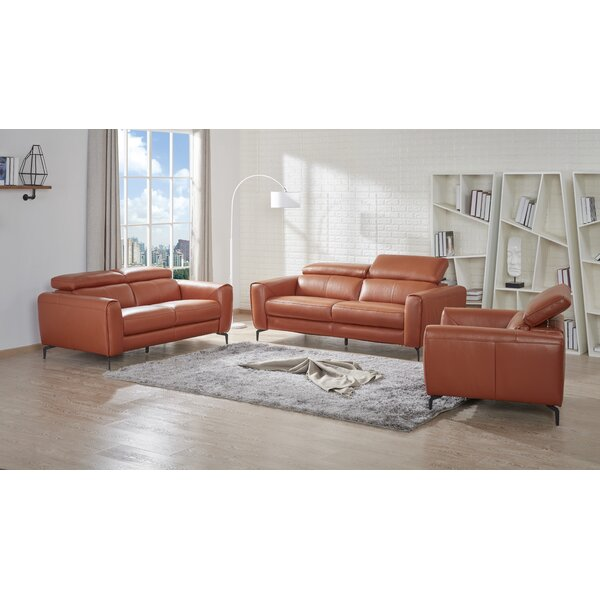 Camptown Configurable Living Room Set by Orren Ellis