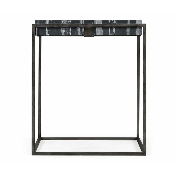 Panama Side Table by Jonathan Charles Fine Furniture
