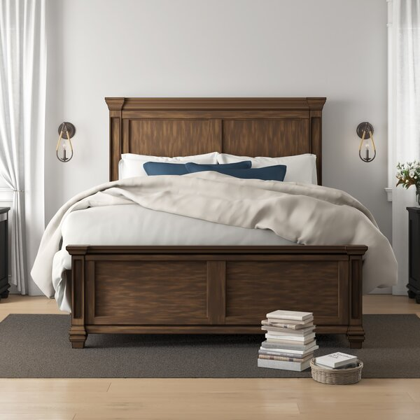 Saunders Bed by Birch Lane™ Heritage