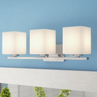 Best Janeta 3-Light Vanity Light By Orren Ellis