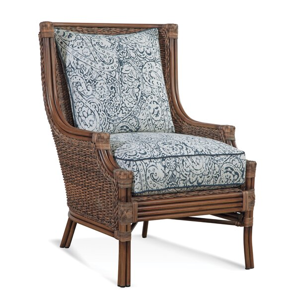 Sardinia Patio Chair with Cushions by Braxton Culler