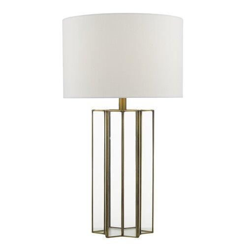 Majeic 61cm Tischlampe Canora Grey | Lampen > Tischleuchten > Beistelltischlampen | Canora Grey