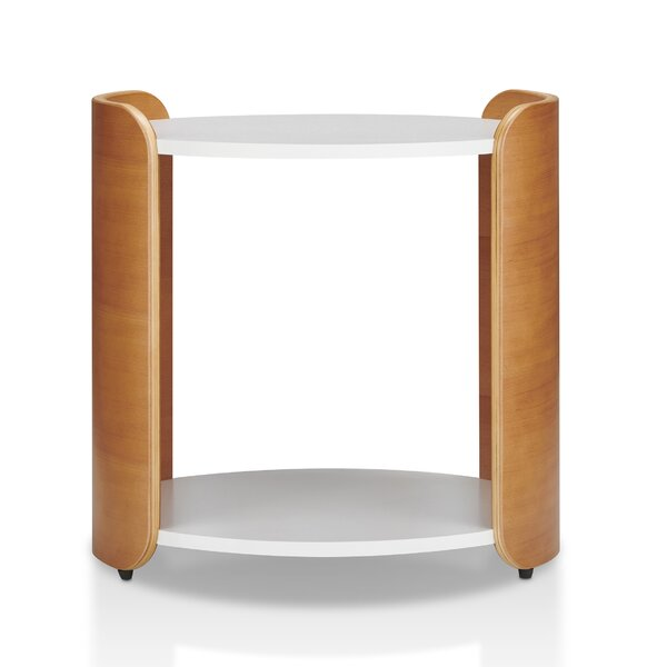 Waghela End Table by Latitude Run
