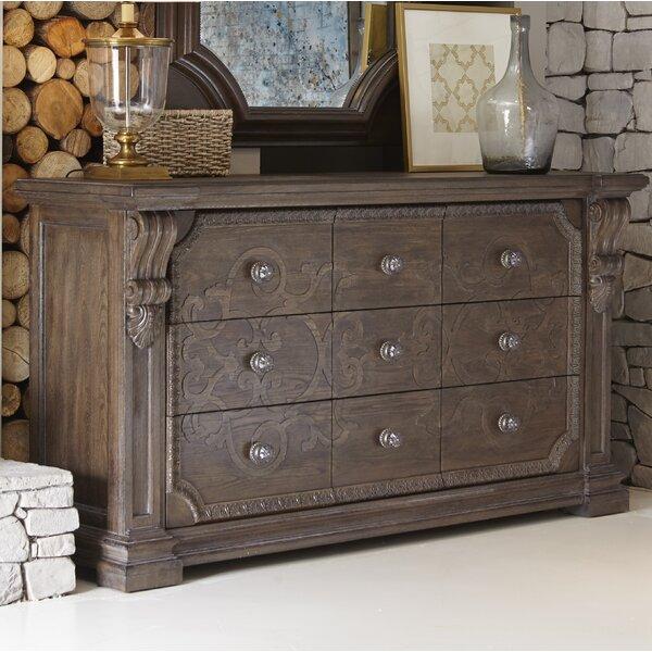 Mayview 9 Drawer Dresser by Charlton Home