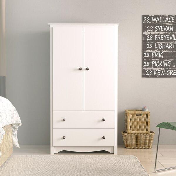 Legrand 2 Door TV-Armoire by Andover Mills Andover Mills