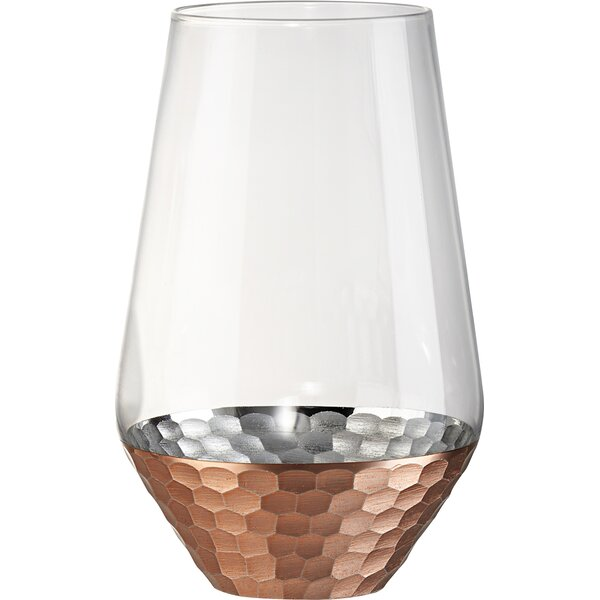 Gage Hammer Highball Glass (Set of 4) by Mint Pantry