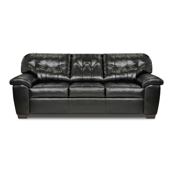 Stylish Moll Queen Sofa Bed by Winston Porter by Winston Porter