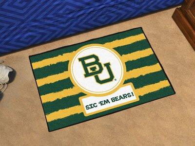 NCAA Baylor Southern Doormat by FANMATS