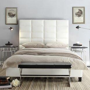 King Kingstown Upholstered Panel Bed