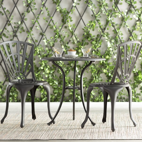 Kershaw 3 Piece Dining Set by Trent Austin Design