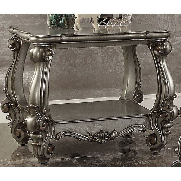 Timothy End Table By Astoria Grand