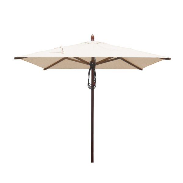 Davila 6.5' Square Market Umbrella by Darby Home Co Darby Home Co