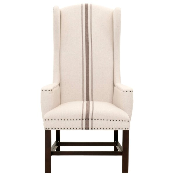 Marcelino Wingback Chair by Darby Home Co