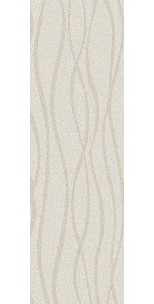 Esma Ivory Area Rug by Wade Logan
