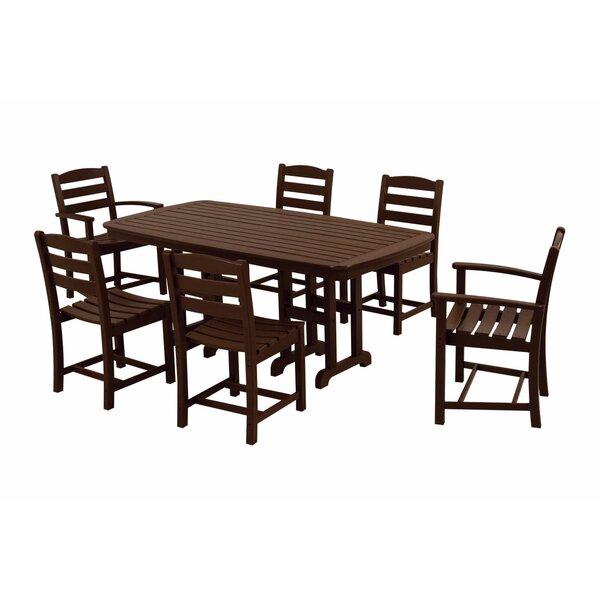La Casa Café 7-Piece Dining Set by POLYWOOD®