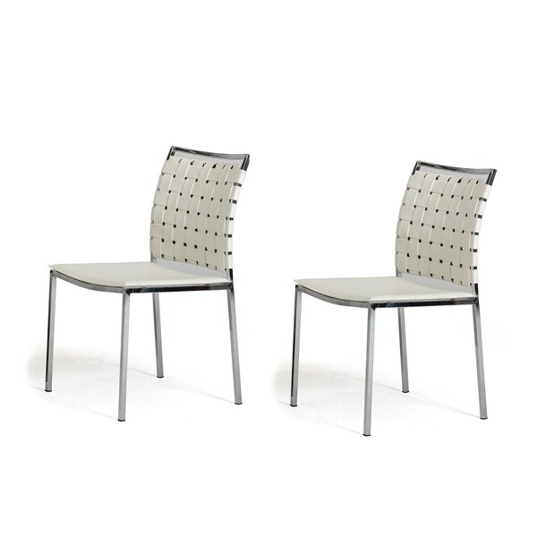 Belafonte Dining Chair (Set of 2) by Wade Logan