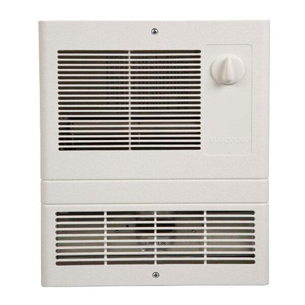 Electric Fan Wall Insert Heater by Broan