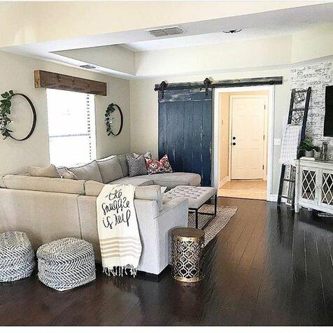 harbour_interiors rustic living room design - Rustic Design Ideas