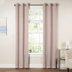 Lilac Curtain Panels