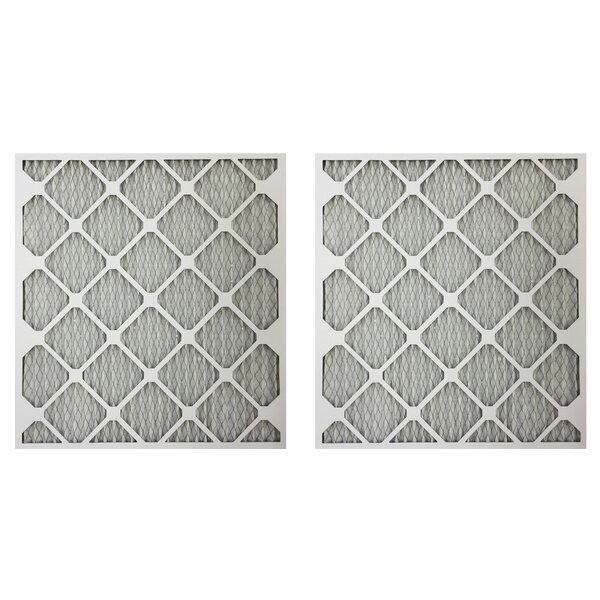 MERV 11 Allergen Air Furnace Filter (Set of 2) by Crucial