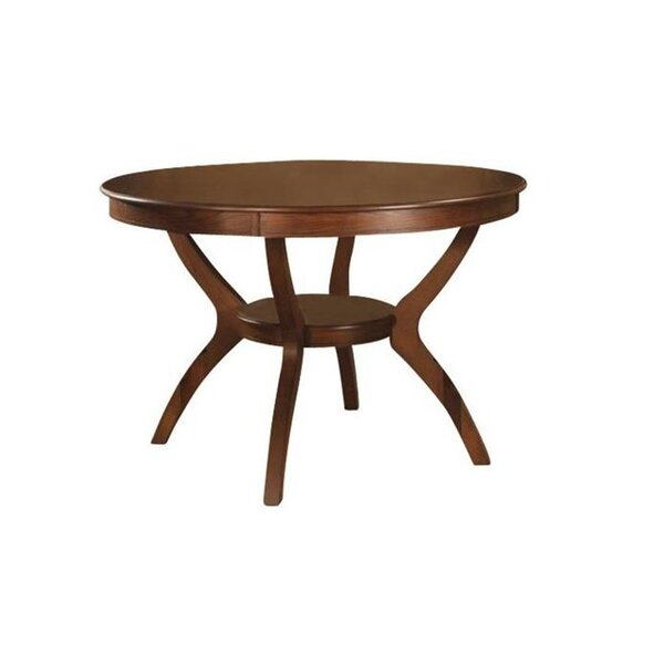 Leigh Woods Dining Table by Alcott Hill