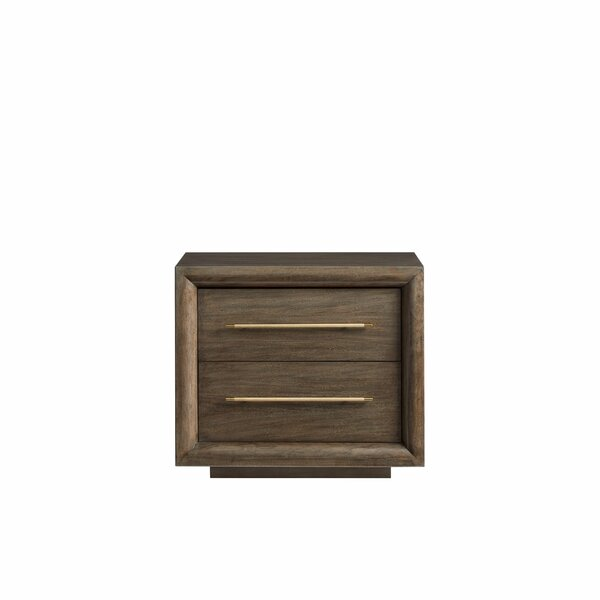 Panavista 2 Drawer Nightstand by Stanley Furniture