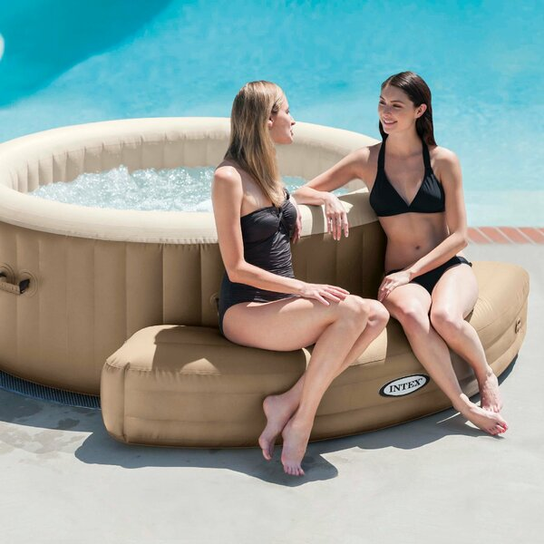 PureSpa Inflatable Bench by Intex