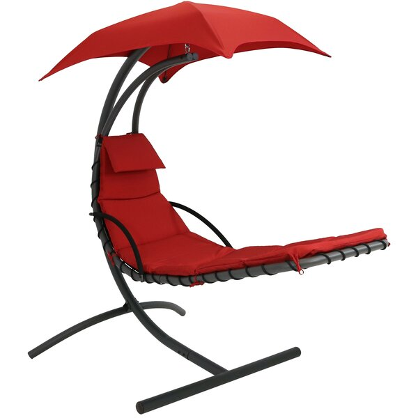 Shelbi Chaise Lounge with Cushion by Freeport Park