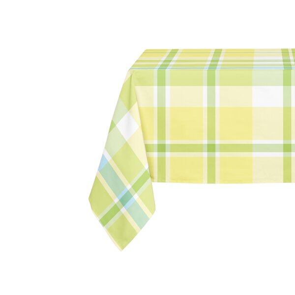 Altha Yellow Table Cloth by Darby Home Co